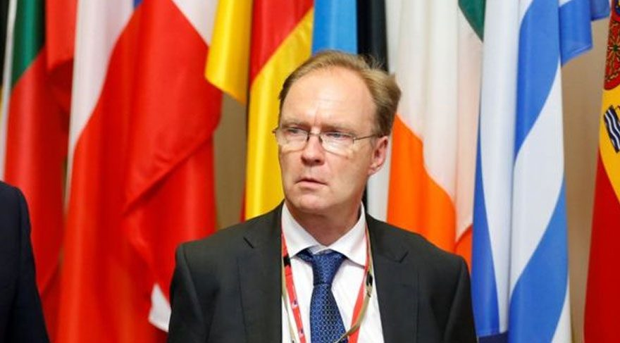 İngiltere'nin AB Büyükelçisi Ivan Rogers istifa etti