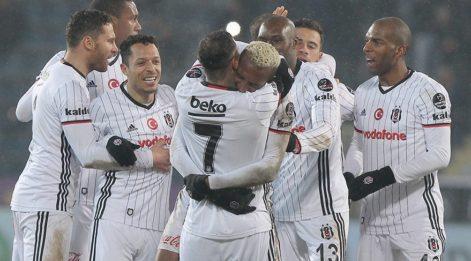 Beşiktaş Lyon maçı saat kaçta? Beşiktaş Lyon maçı hangi kanalda?