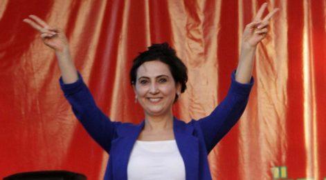 HDP'li Yüksekdağ, görüntülü ifade verdi