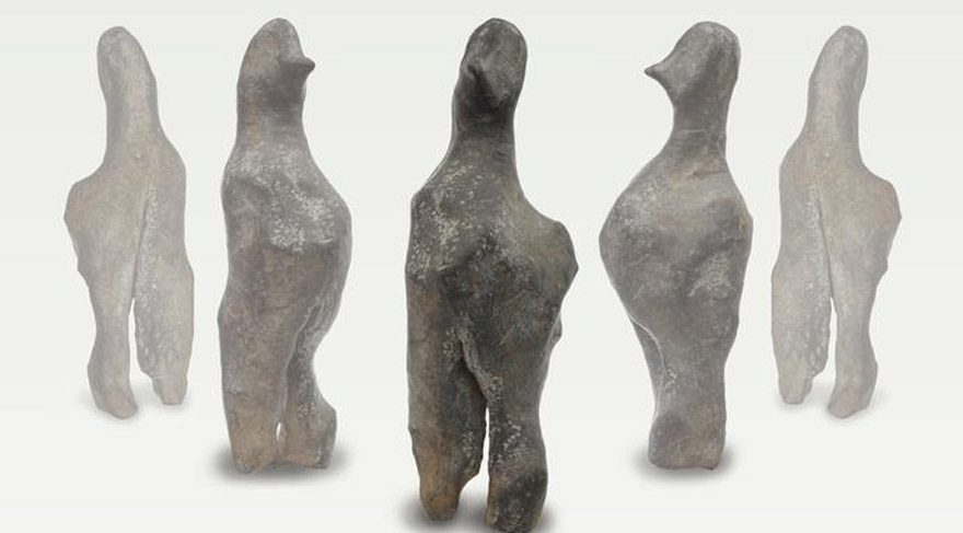 7.000 yıllık bilmece Atina Arkeoloji Müzesi'nde