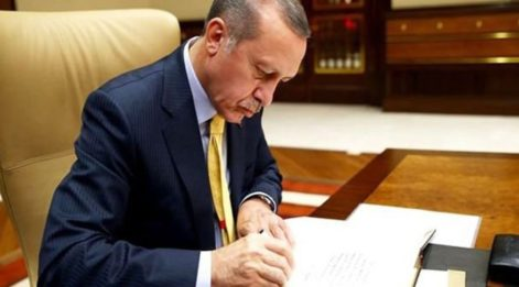 Cumhurbaşkanı Erdoğan, 24 kanunu onayladı