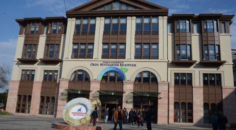 Erdoğan'ın talimatıyla Ordu Büyükşehir Belediyesi'nde 'böcek' arandı