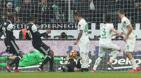 Bursaspor - Beşiktaş maçı saat kaçta? Hangi kanalda?