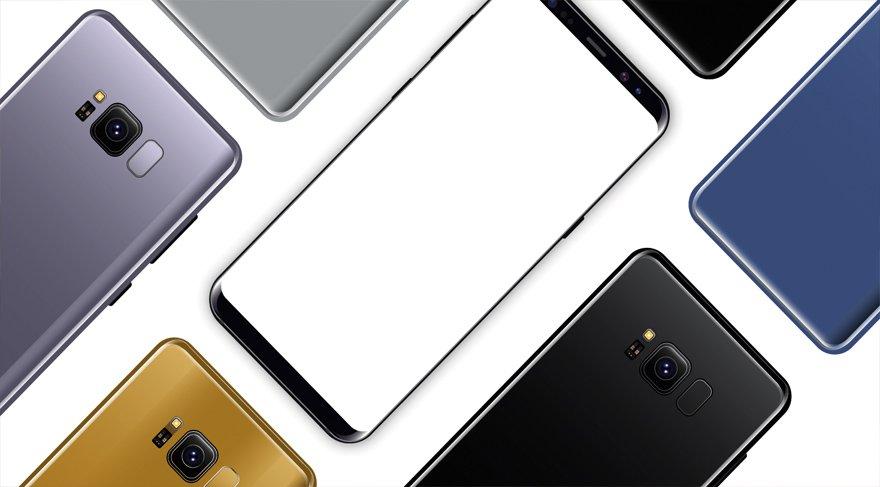 Galaxy S8'de olan fakat iPhone'da olmayan 10 özellik!
