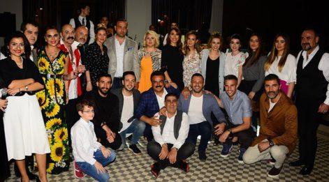 Selda - Mehmet Topal çifti, huzurevi sakinlerini iftar davetinde ağırladı