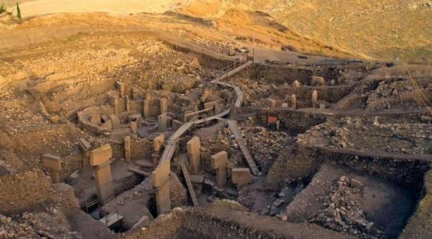 Göbeklitepe'de dünyanın oyulmuş en eski kafatası bulundu
