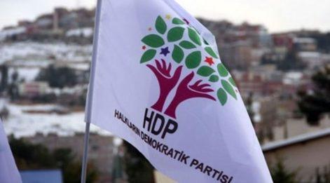 HDP'li 19 vekil için fezleke