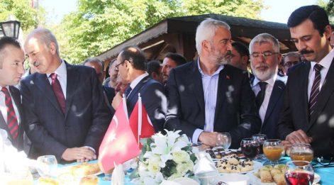 Kriz sürüyor... Numan Kurtulmuş o AKP'liyle hiç konuşmadı