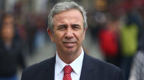 Mansur Yavaş'tan Ankara açıklaması!