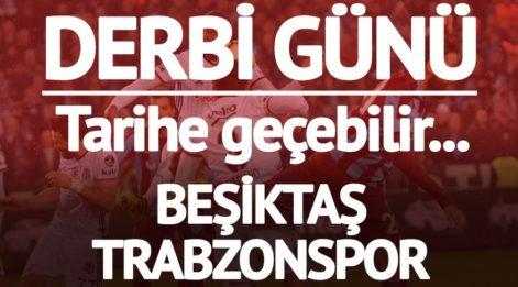 İlk 11'de ilginç tercih! Beşiktaş Trabzonspor maçı saat kaçta hangi kanalda? BJK TS maçı ne zaman? Eğer oynarlarsa...