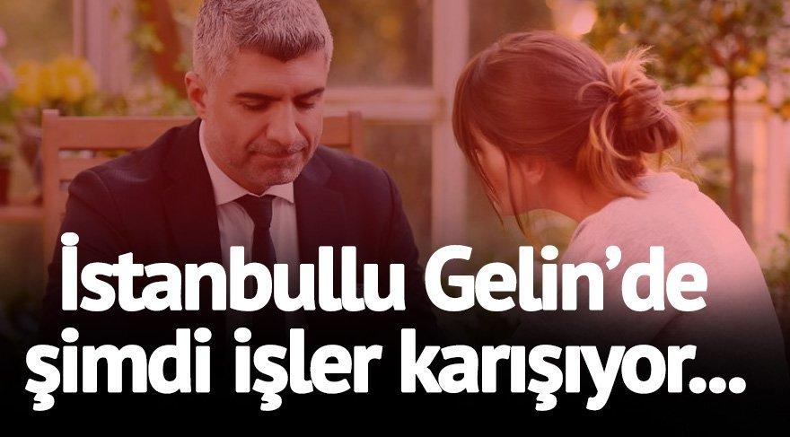İstanbullu Gelin 23. bölüm fragmanı yayında! Dizideki detay dikkat çekti İstanbullu Gelin 22. bölüm izle Faruk ve Süreyya'yı ne bekliyor?