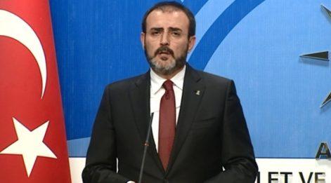 AKP Sözcüsü'nden CHP Sözcüsü Tezcan'a sert sözler