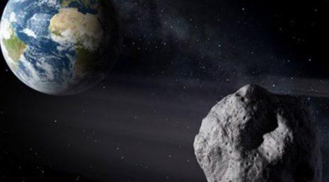 Dev asteroid Dünya'ya yaklaşıyor