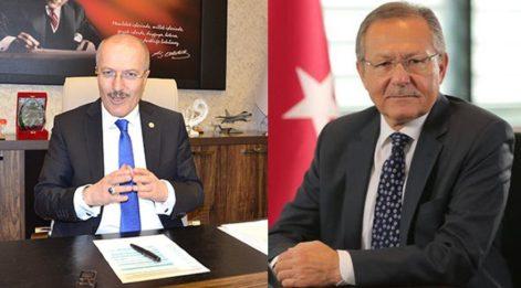 Balıkesir'de başkanla birlikte asansör de değişti!
