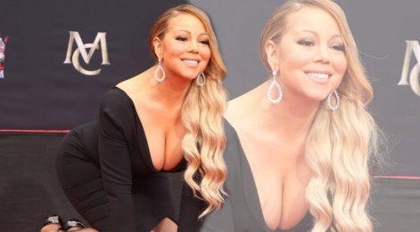 Mariah Carey de ölümsüzleşti