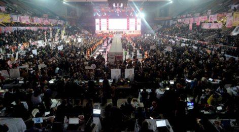 CHP kurultayında Parti Meclisi seçimi