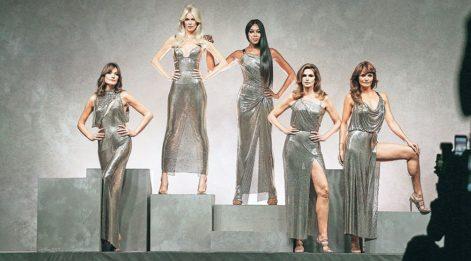 Moda devrimcisine yakışır bir sergi