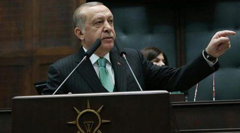 Erdoğan AKP'li vekillerle buluştu