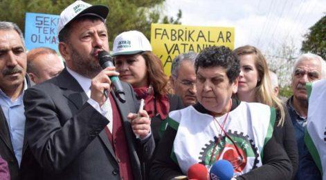 CHP'li Ağbaba: Şeker fabrikaları kapatılırsa 1575 köy boşalacak
