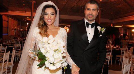 Aslı Hünel evlendi!