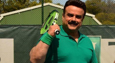 Bülent Serttaş'a tenisi sevdiren Maria olmuş!