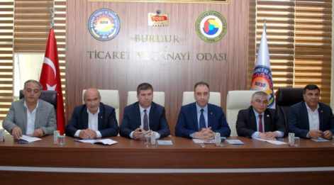 Burdur'da şeker fabrikası için konsorsiyum