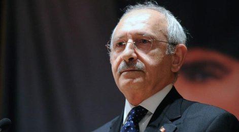 Hakim, Kılıçdaroğlu'nun reddi hakim talebini reddetti
