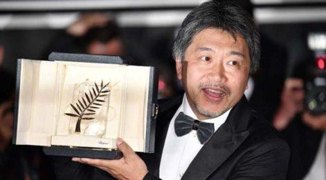 Cannes Film Festivali'nde Altın Palmiye Japon filminin oldu