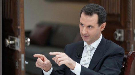 Esad'dan hamle! İki ülkeyi tanıdı...