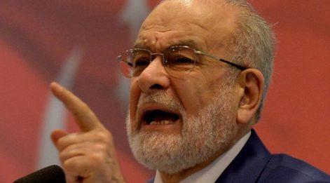 Karamollaoğlu: Fazla incelerlerse AKP'nin yüzde 70'i içeri girer