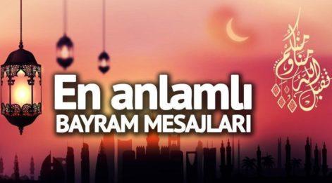 Ramazan Bayramı mesajları ile sevdiklerinizi mutlu edin! İşte 2018'in en yeni, en güzel bayram mesajları...
