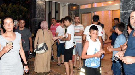 Alanya'daki otelde 72 kişi zehirlendi!