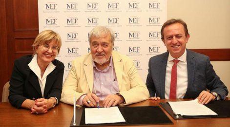 Prof. Dr. İlber Ortaylı MEF Üniversitesi'ne katıldı