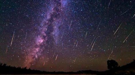 Perseid (Meteor) Yağmuru ne zaman başlıyor?