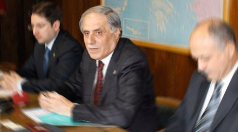 Feto'yu ABD'de ziyaret eden AKP'li Demirkıran başkan yardımcısı oldu