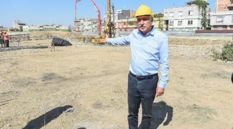 Seyhan'da dev kentsel dönüşüm projesi