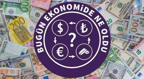 Bugün ekonomide ne oldu? (01.10.2018)