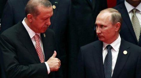 AKP, Putin'in partisiyle iş birliği protokolü imzaladı