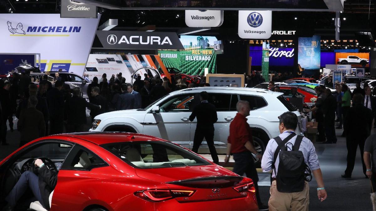 Kuzey Amerika Otomobil Fuarı 2019