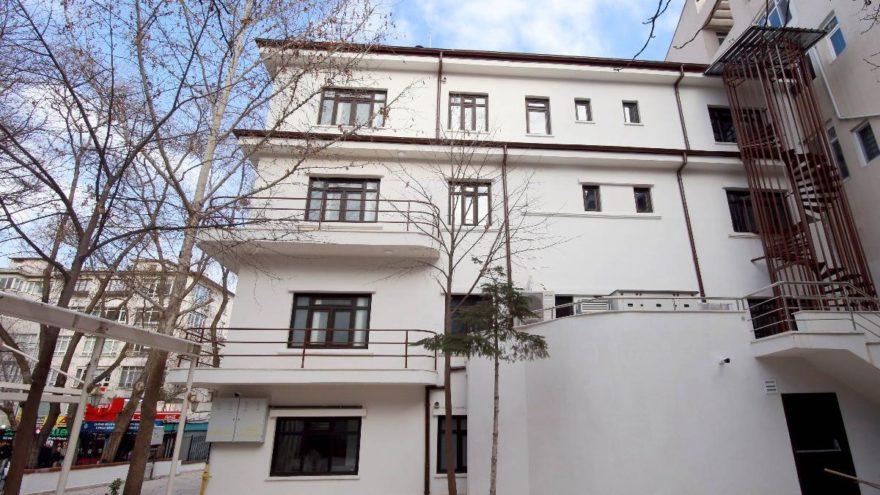 Mülkiye Kültür Merkezi açılıyor
