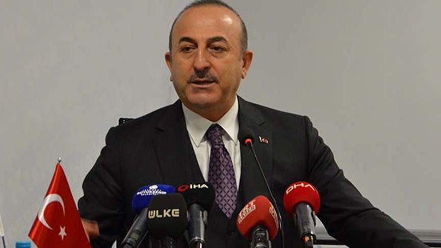 Bakan Çavuşoğlu'ndan iki kritik görüşme