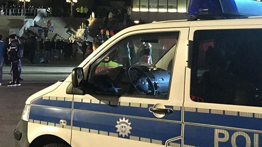 Almanya'da dehşet! Aracını yayaların üzerine sürdü