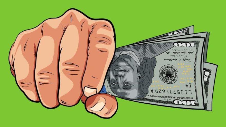 Vatandaşın dolar mevduatı arttı