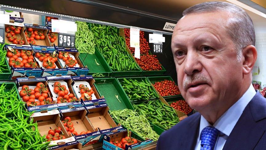 Erdoğan: Marketleri ahlaka davet ediyorum!   Son dakika haberleri