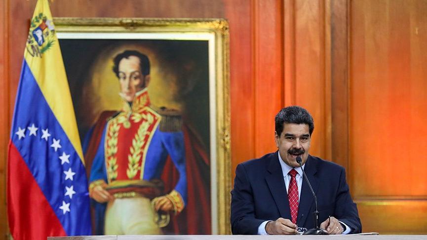 Maduro'dan uzlaşma adımı!