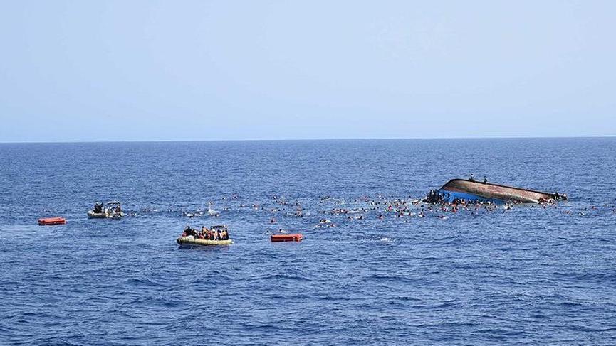 Akdeniz geçen yıl da binlerce mülteciye mezar oldu