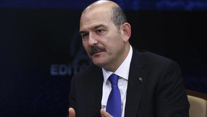 Son dakika   Soylu: Hatay Büyükşehir Belediye Başkanı Lütfü Savaş için soruşturma başlatıldı