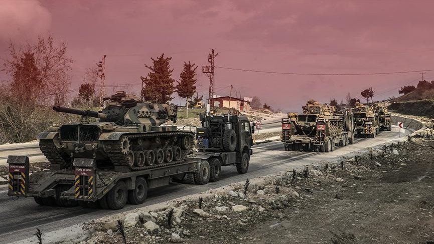 Birlikler operasyon için o bölgeye kaydırıldı!