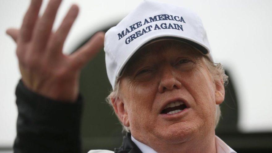 Trump yine yaptı yapacağını… Tekerleğe benzetti!
