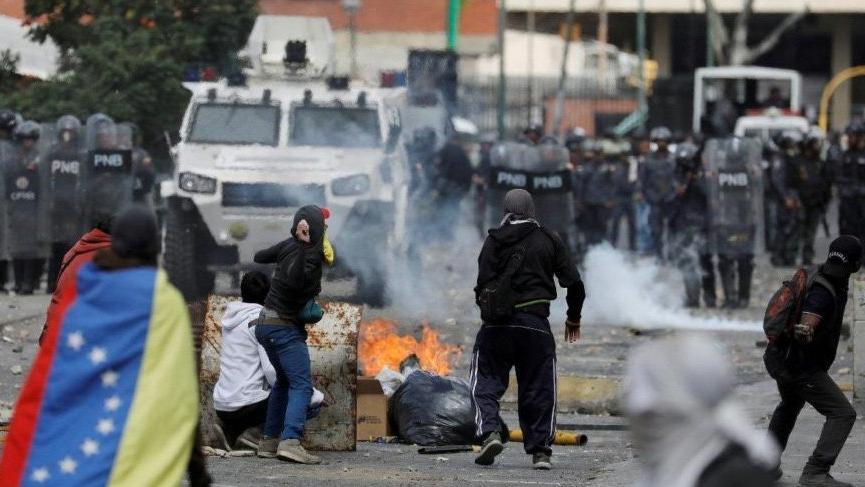 Maduro 72 saat süre tanımıştı! Ayrılıyorlar